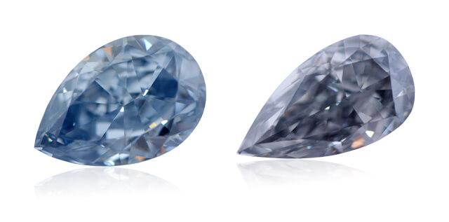 Fancy Color Diamond Undertones