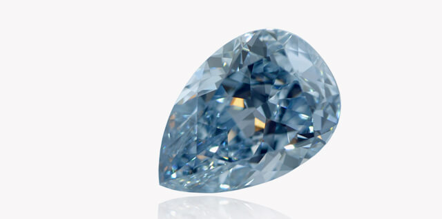 Is $3.3M Price-Per-Carat Truly A Record-Breaking Sale For A Blue Diamond?