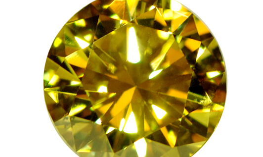 Why are Zimmi Vivid Yellow Diamonds so rare?